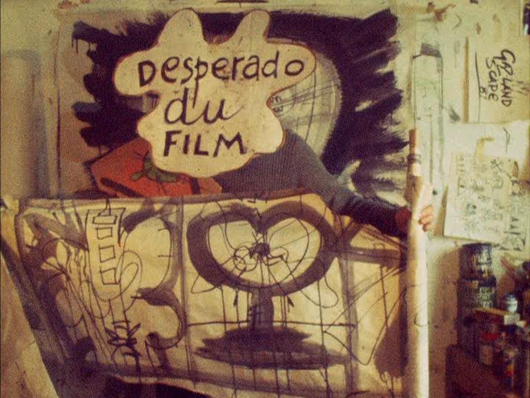 Pulverized Cinema (1990, Jeff Keen)