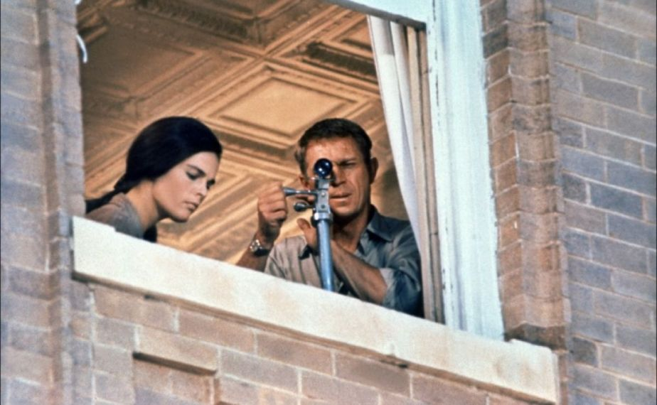 The Getaway Sam Peckinpah