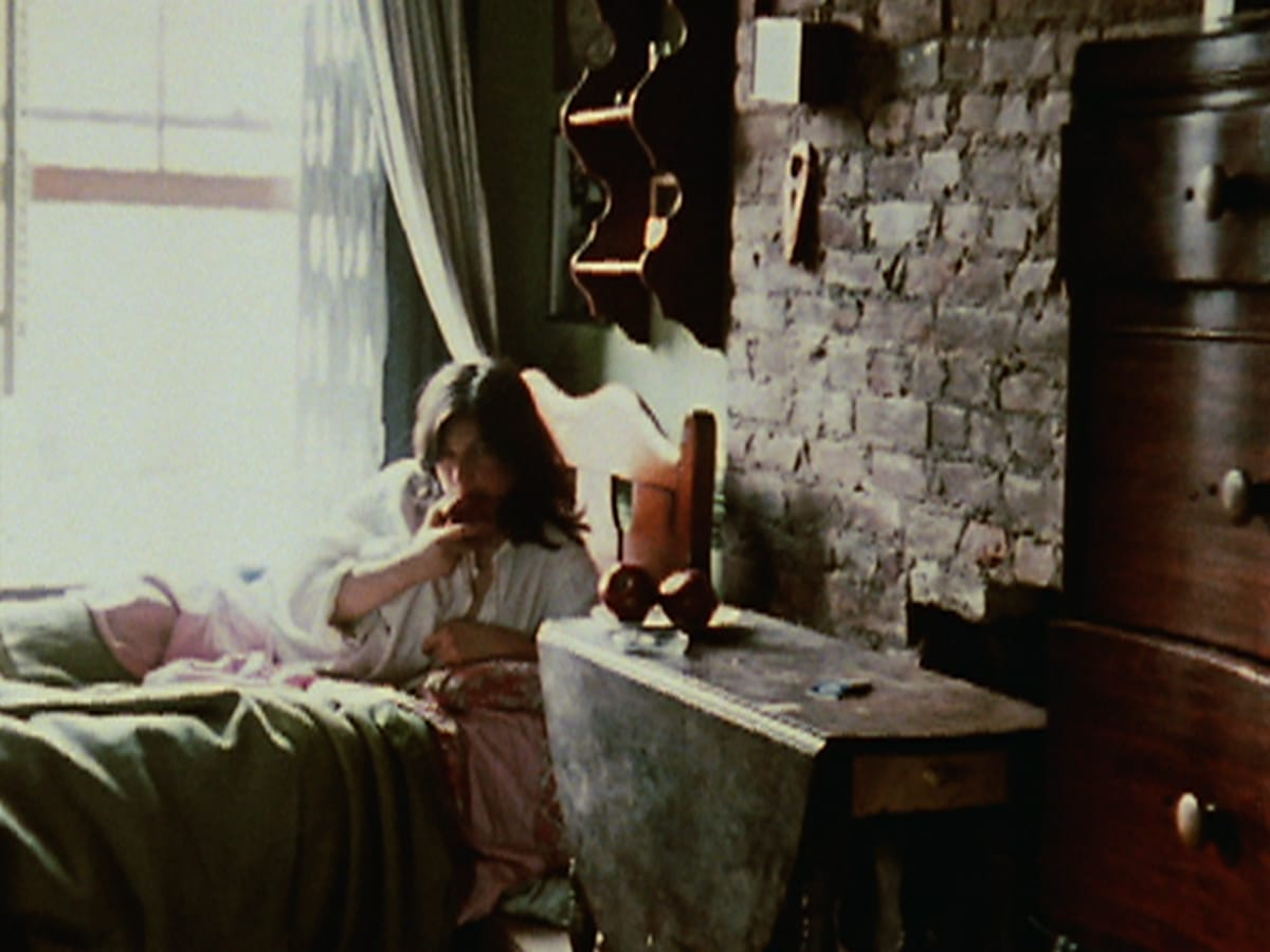 Chantal Akerman - La Chambre