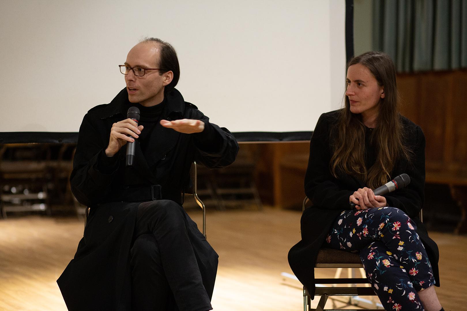 Q&A Daniel & Clara SFF2019